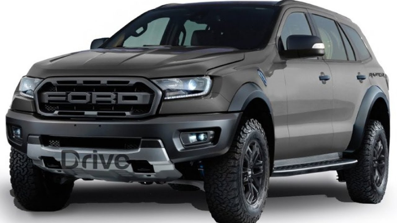 58 A 2020 Ford Everest Release Date