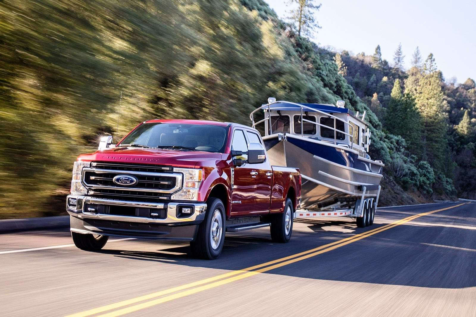 58 A 2020 Ford F350 Super Duty Images