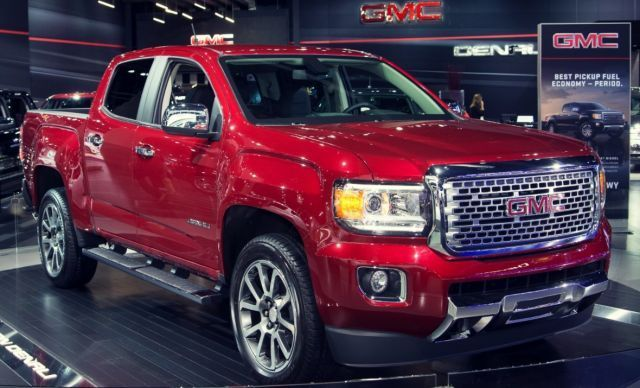 58 A 2020 GMC Canyon Review and Release date