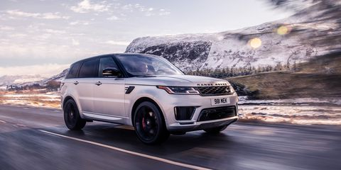 58 A 2020 Range Rover Sport Prices