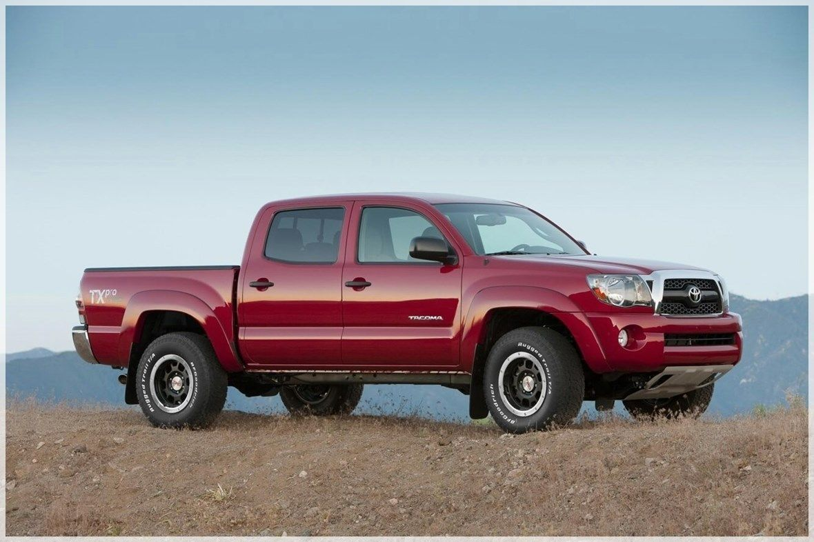 58 A 2020 Toyota Tacoma Diesel Trd Pro Research New
