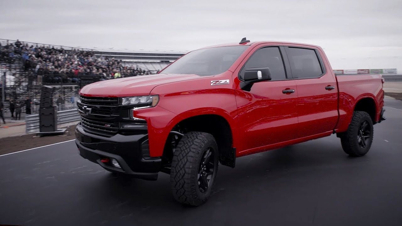 58 All New 2019 Chevy Reaper Performance