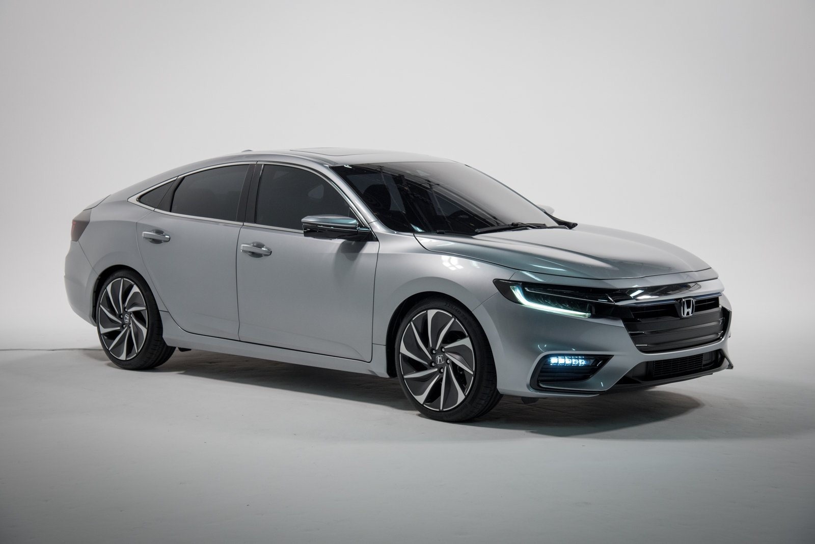 58 All New 2019 Honda Insight Concept and Review