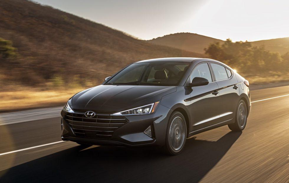 58 All New 2019 Hyundai Elantra Sedan New Review