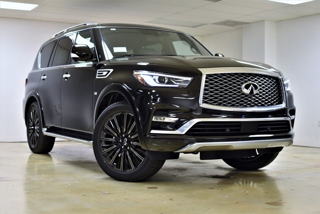 58 All New 2019 Infiniti Qx80 Suv Review and Release date