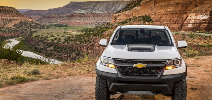 58 All New 2020 Chevrolet Colorado Z72 Interior