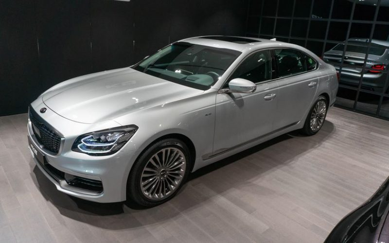 58 All New 2020 Kia K900 Redesign and Concept