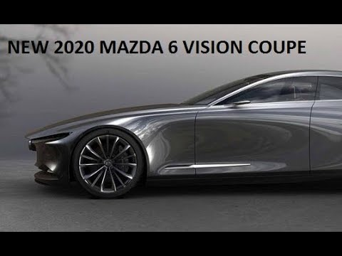 58 All New 2020 Mazda 6 Coupe Model