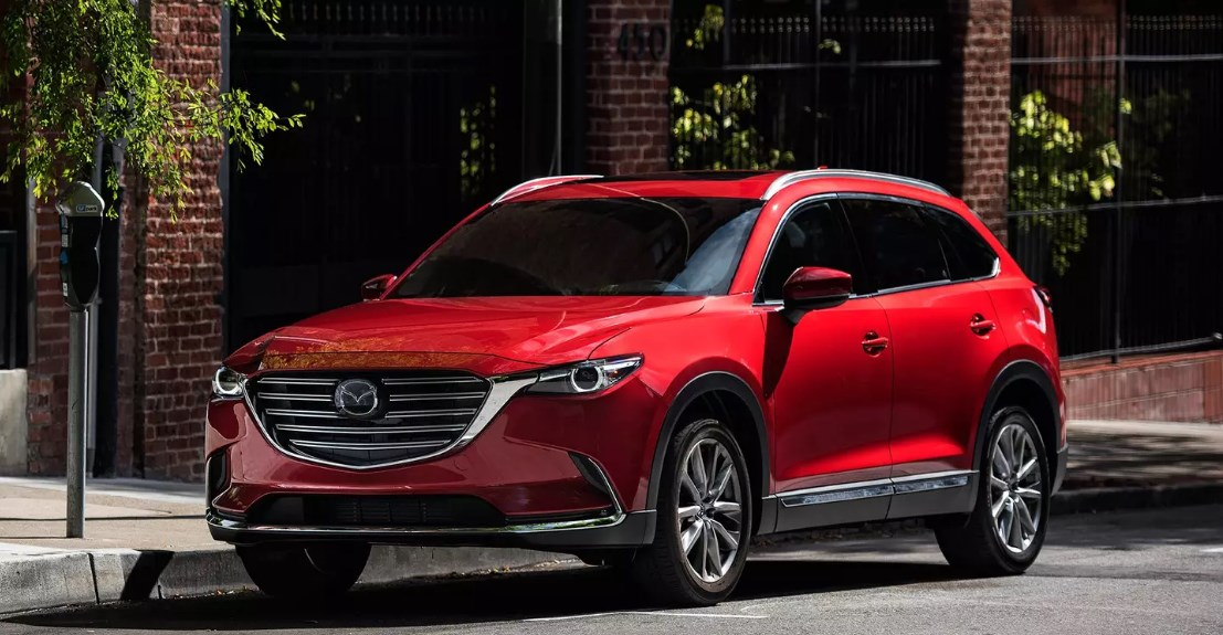 58 All New 2020 Mazda CX 9s Redesign and Concept