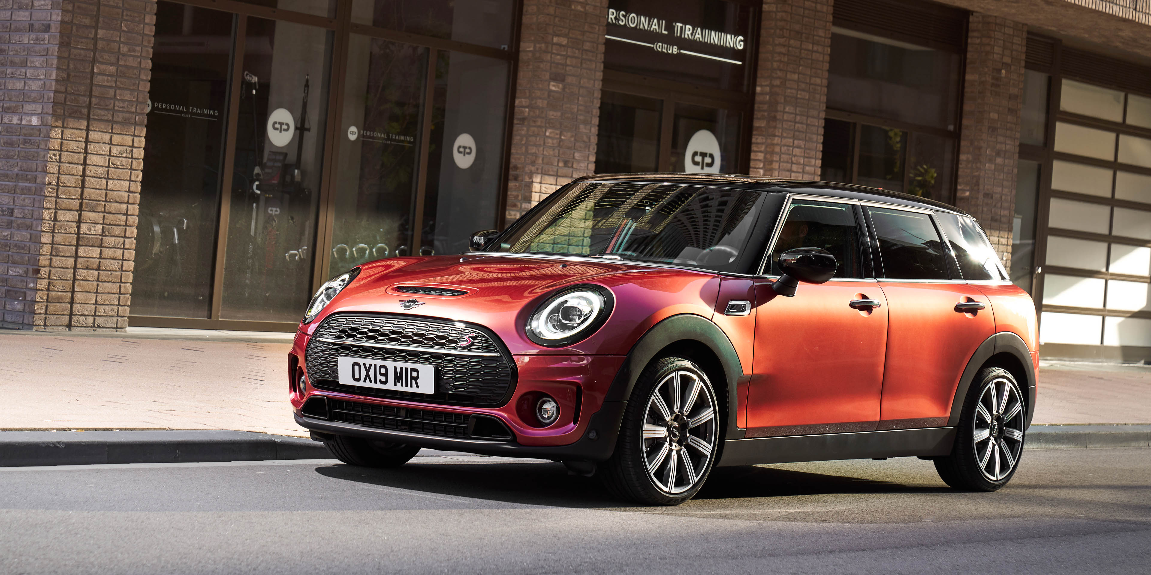 58 All New 2020 Mini Clubman First Drive