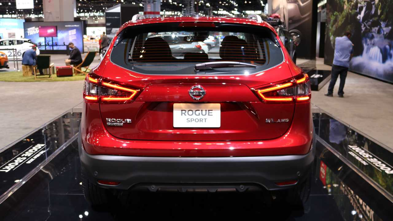 58 All New 2020 Nissan Rogue Pictures