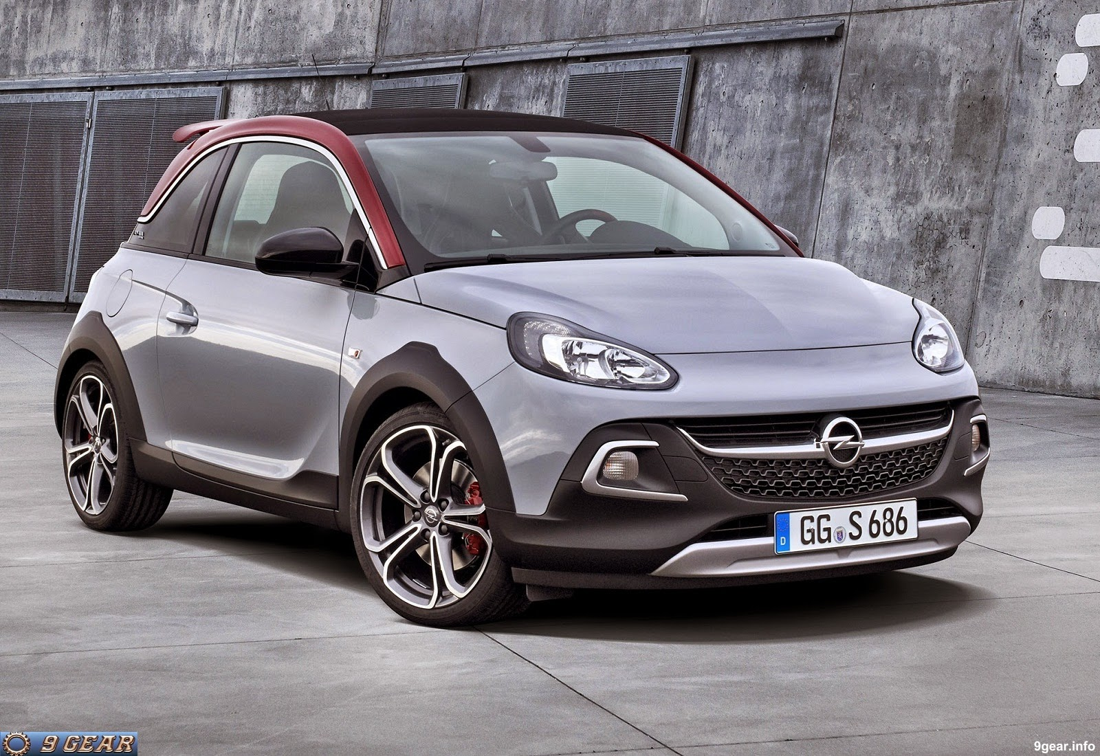 58 All New 2020 Opel Adam Rocks Price and Release date