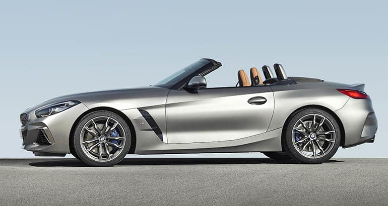 58 New 2019 BMW Z4 Roadster New Review