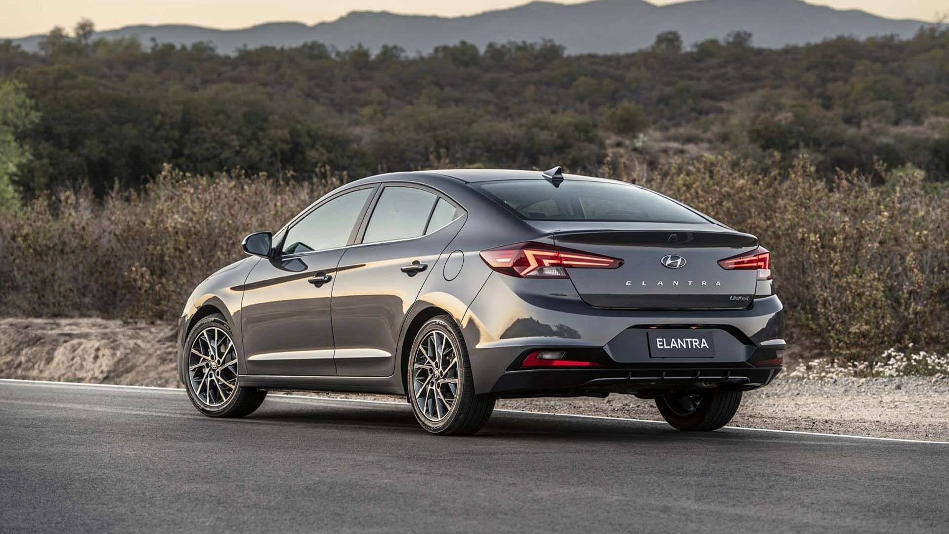 58 New 2019 Hyundai Elantra Sedan Picture