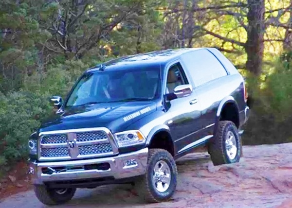 58 New 2019 Ramcharger New Model and Performance