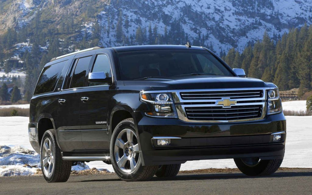 58 New 2020 Chevy Tahoe Z71 Ss Interior