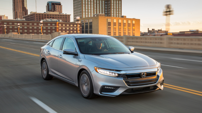 58 New 2020 Honda Insight Redesign and Review