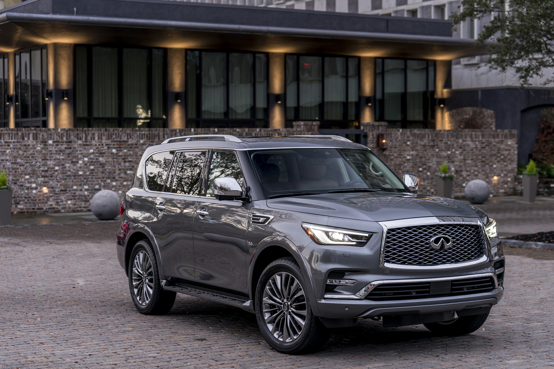 58 New 2020 Infiniti QX80 Reviews