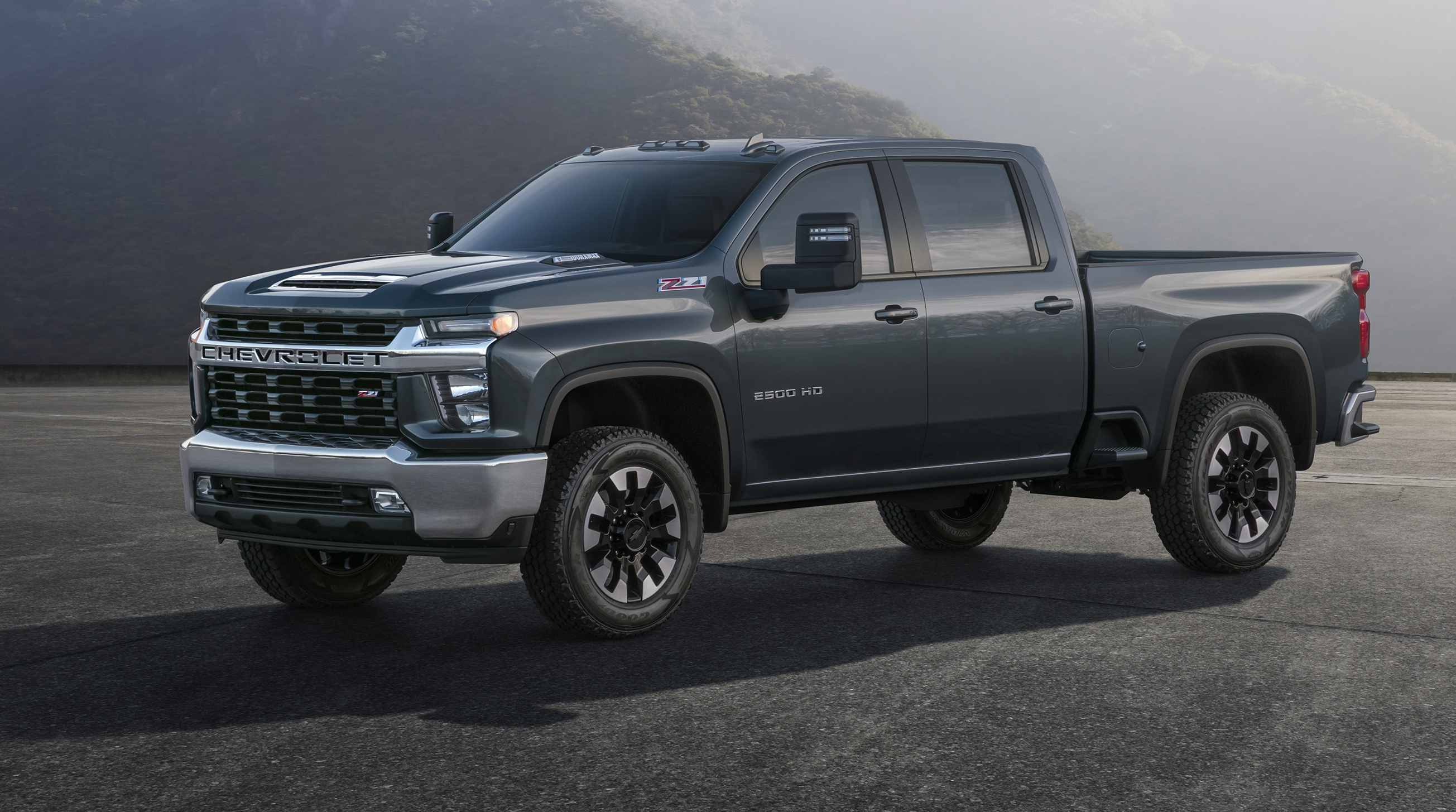 58 New 2020 Silverado Hd Concept and Review