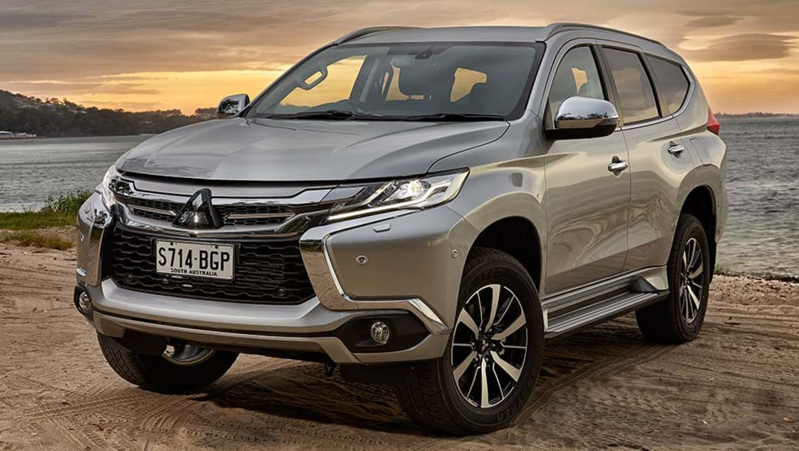 58 New Mitsubishi Pajero Ratings