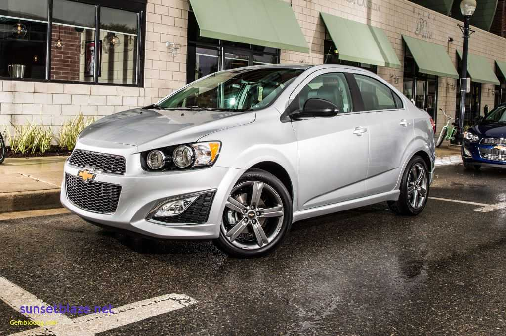 58 The 2019 Chevy Sonic Ss Ev Rs Photos