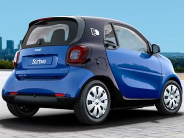 58 The 2019 Smart Fortwo History