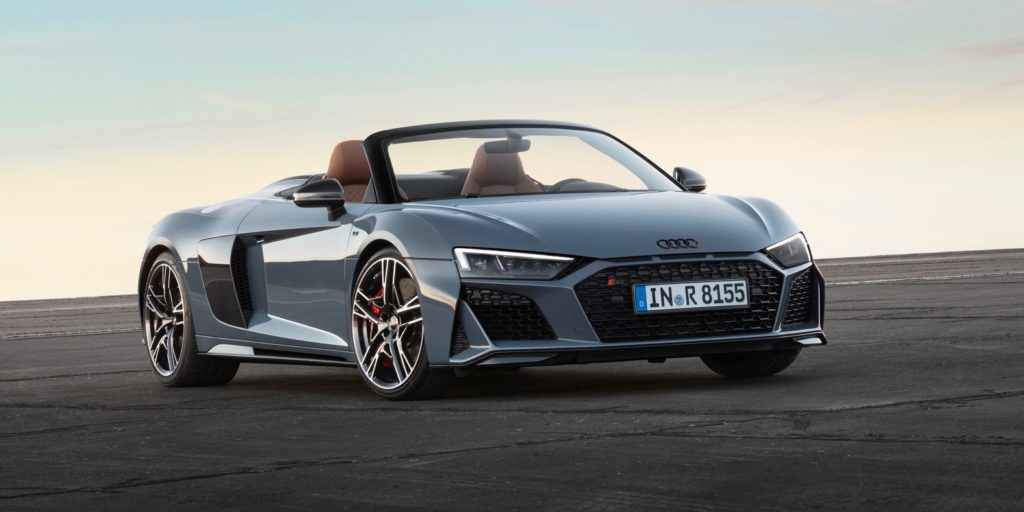 58 The 2020 Audi R8 Prices