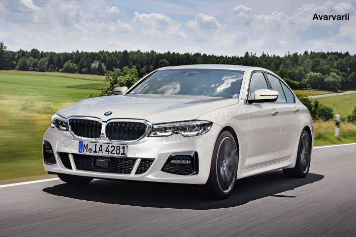58 The 2020 BMW 6 Series New Model and Performance