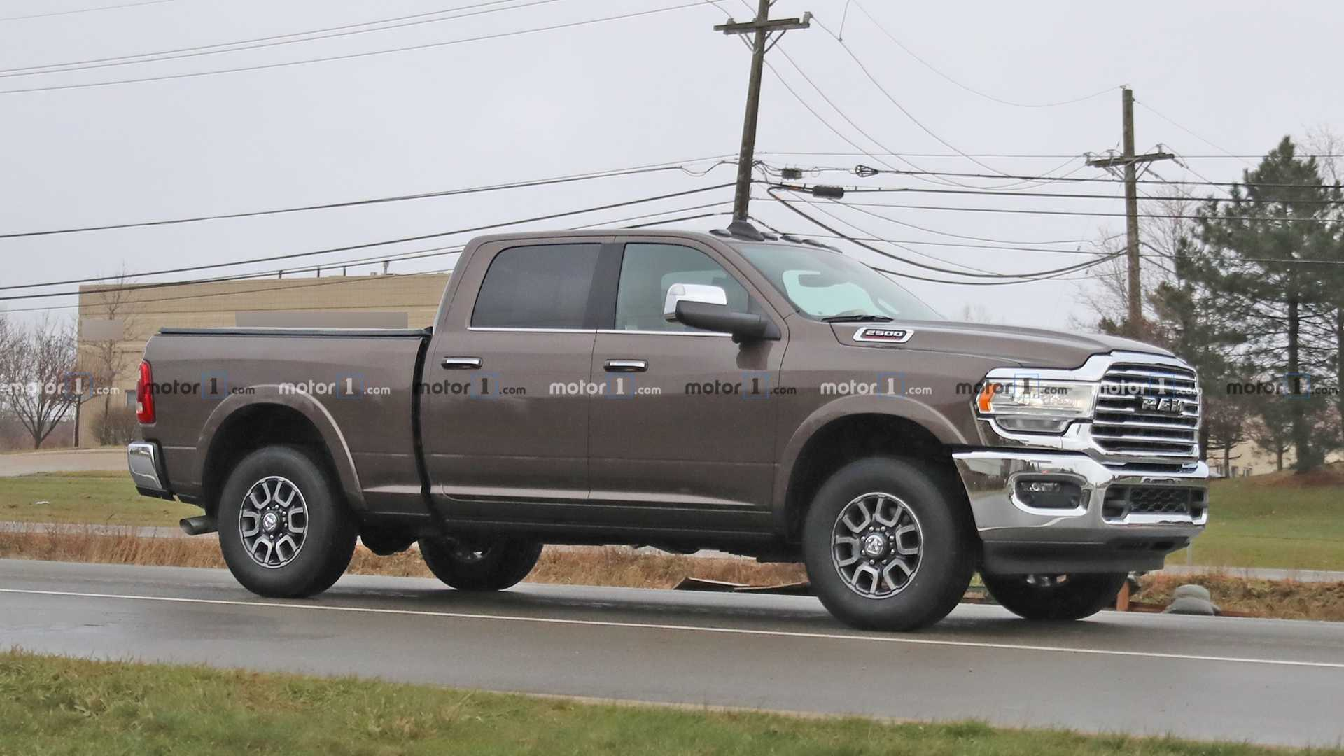 58 The 2020 Dodge Ram 2500 Spesification