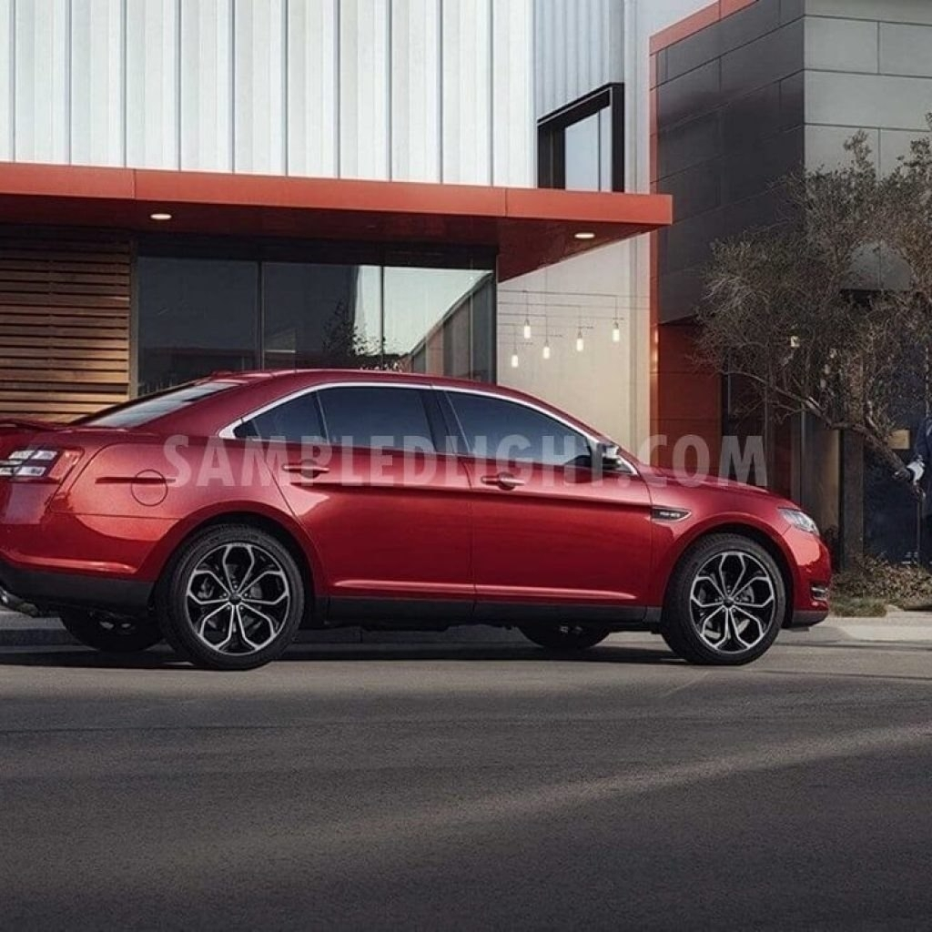 58 The 2020 Ford Taurus Spy Performance