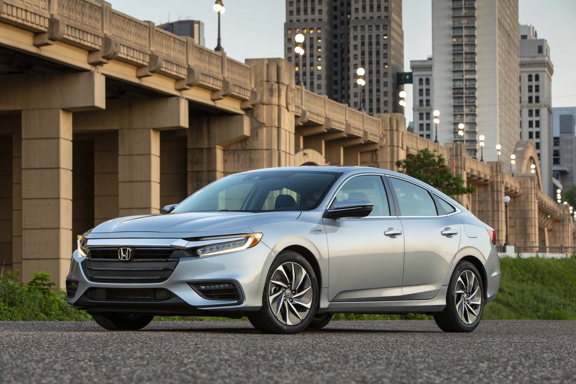 58 The 2020 Honda Insight Specs