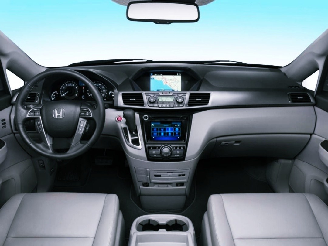 58 The 2020 Honda Odyssey New Review