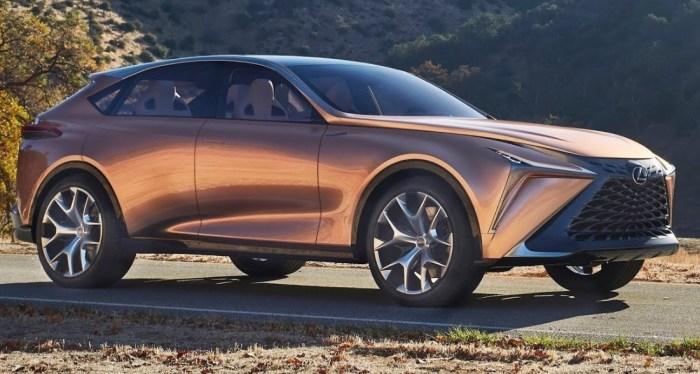 58 The 2020 Lexus TX 350 Price and Release date