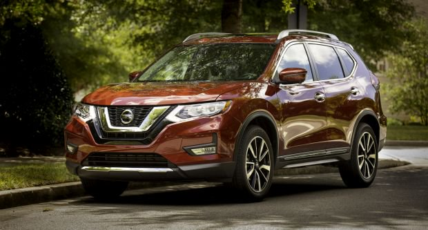 58 The 2020 Nissan Rogue Hybrid History