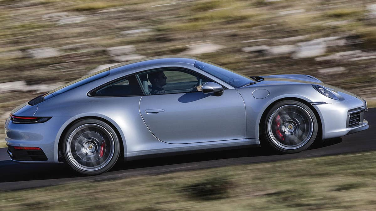 58 The 2020 Porsche 911 Reviews