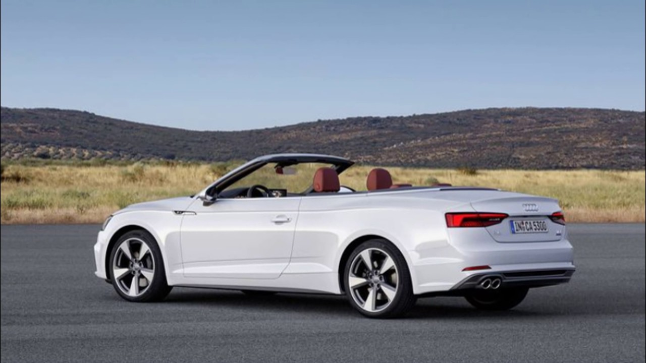 58 The Best 2020 Audi Rs5 Cabriolet Redesign