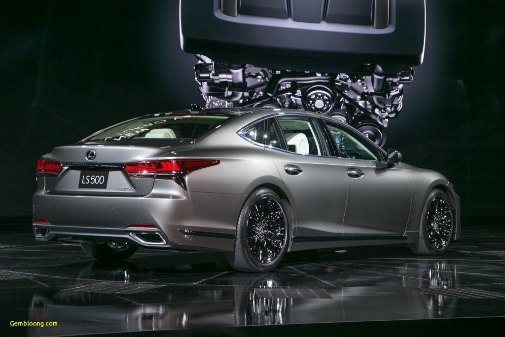 58 The Best 2020 Lexus Ls 460 Price Design and Review