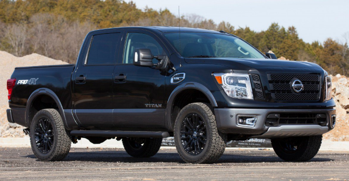 58 The Best 2020 Nissan Titan Xd Redesign