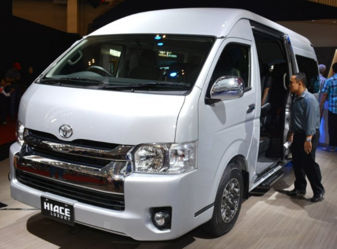 58 The Best 2020 Toyota Hiace Overview