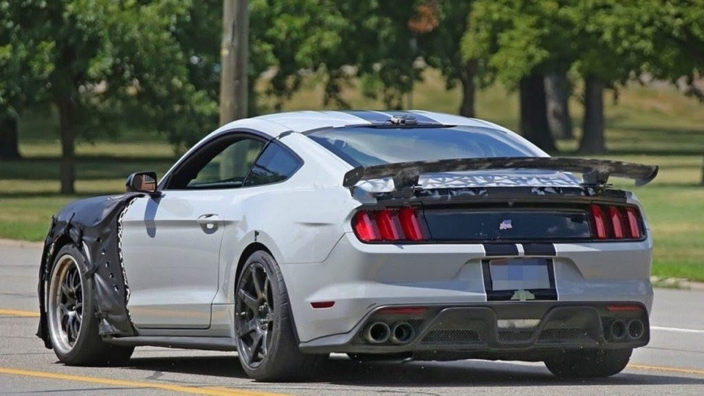 58 The Best Spy Shots Ford Mustang Svt Gt 500 Price and Release date