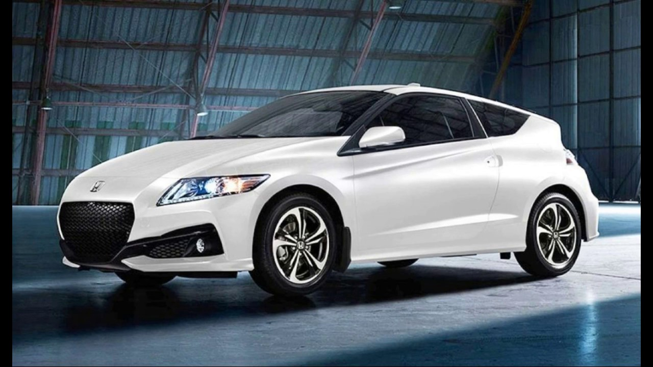 59 A 2020 Honda Cr Z Speed Test