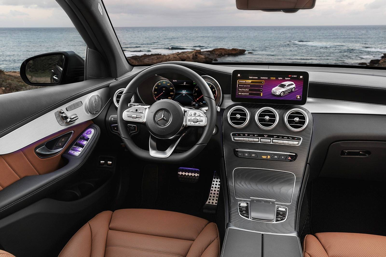 59 A 2020 Mercedes Glc Release Date and Concept