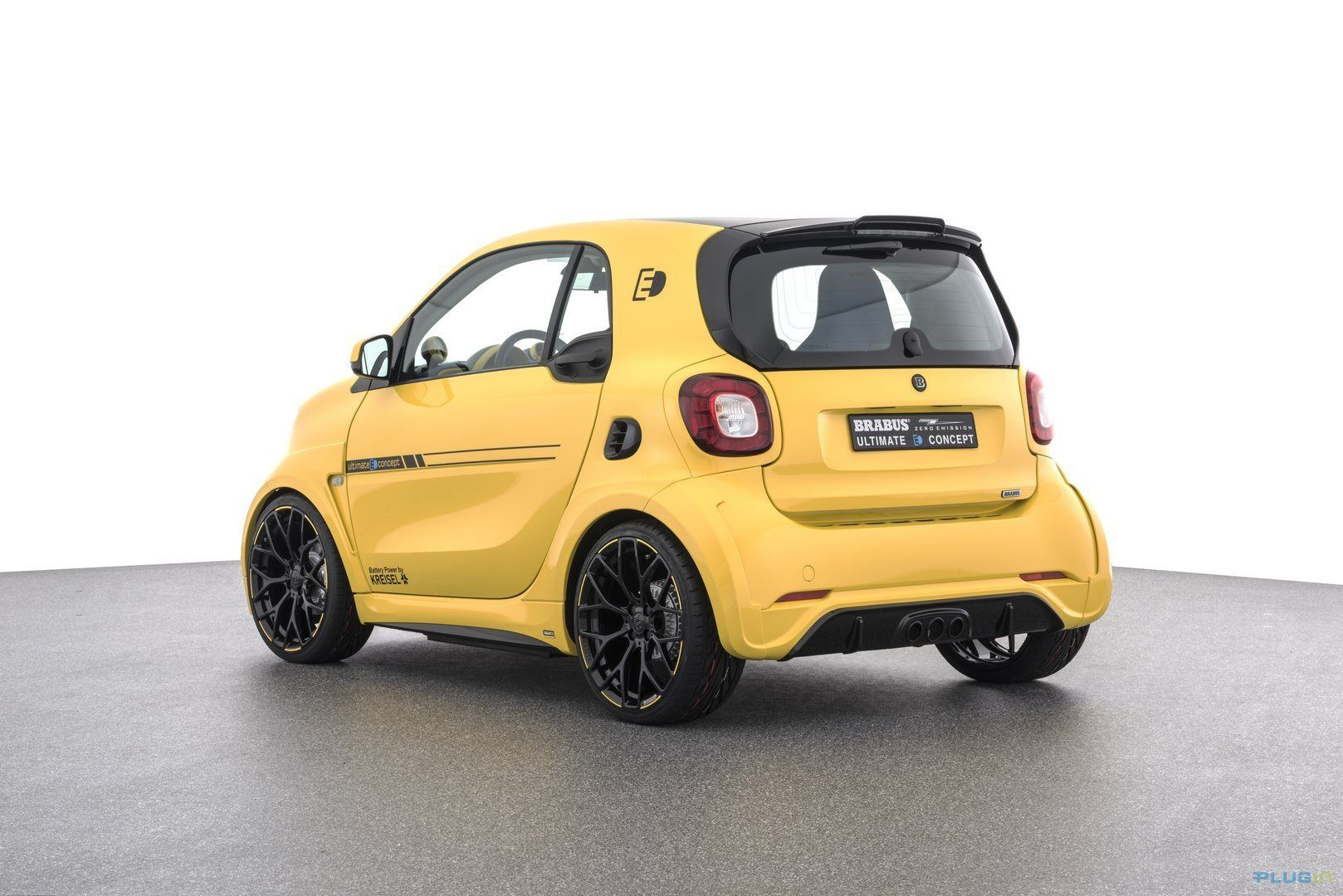59 A 2020 Smart Fortwo Spesification