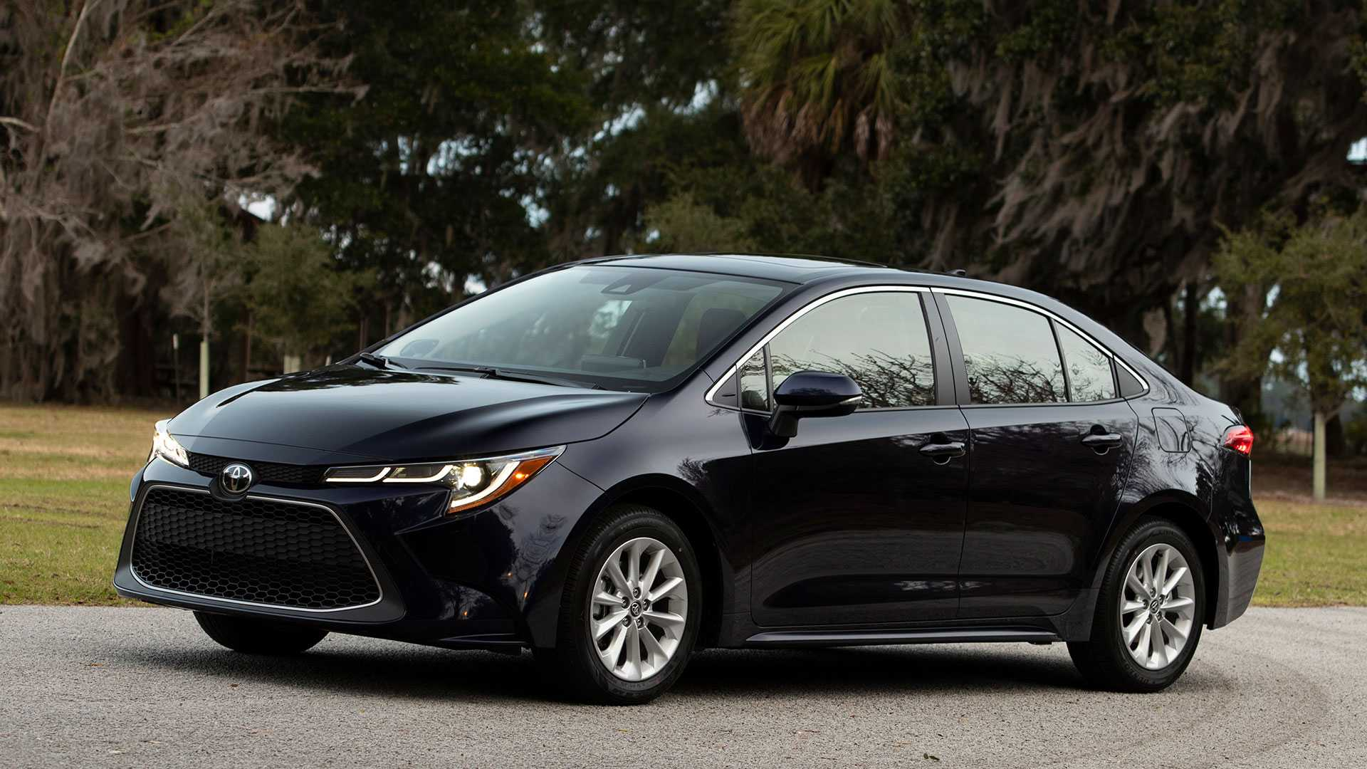 59 A 2020 Toyota Corolla Images