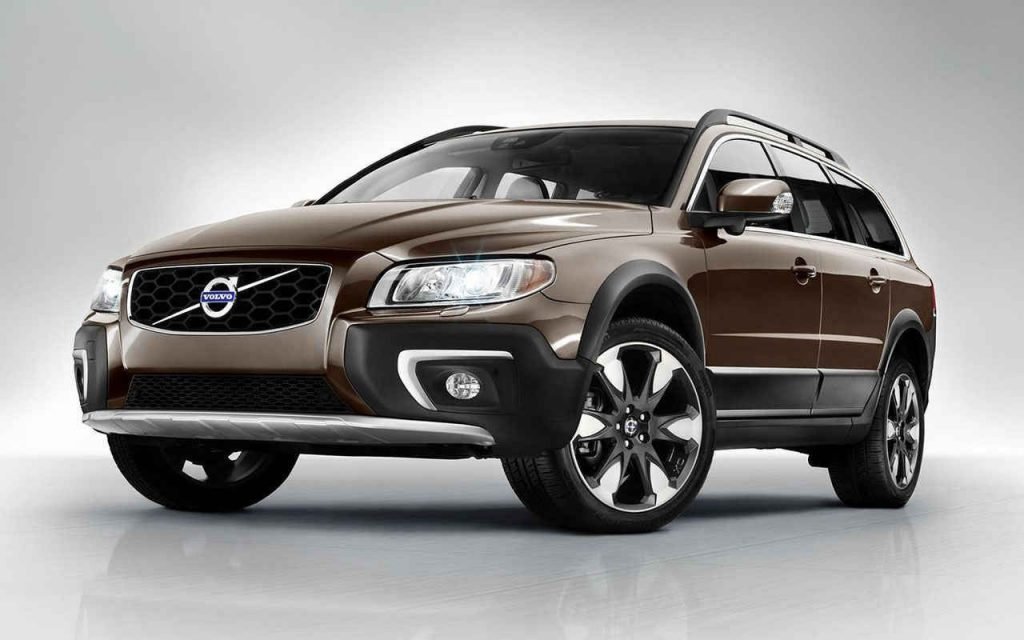 59 A 2020 Volvo Xc70 New Generation Wagon Spy Shoot