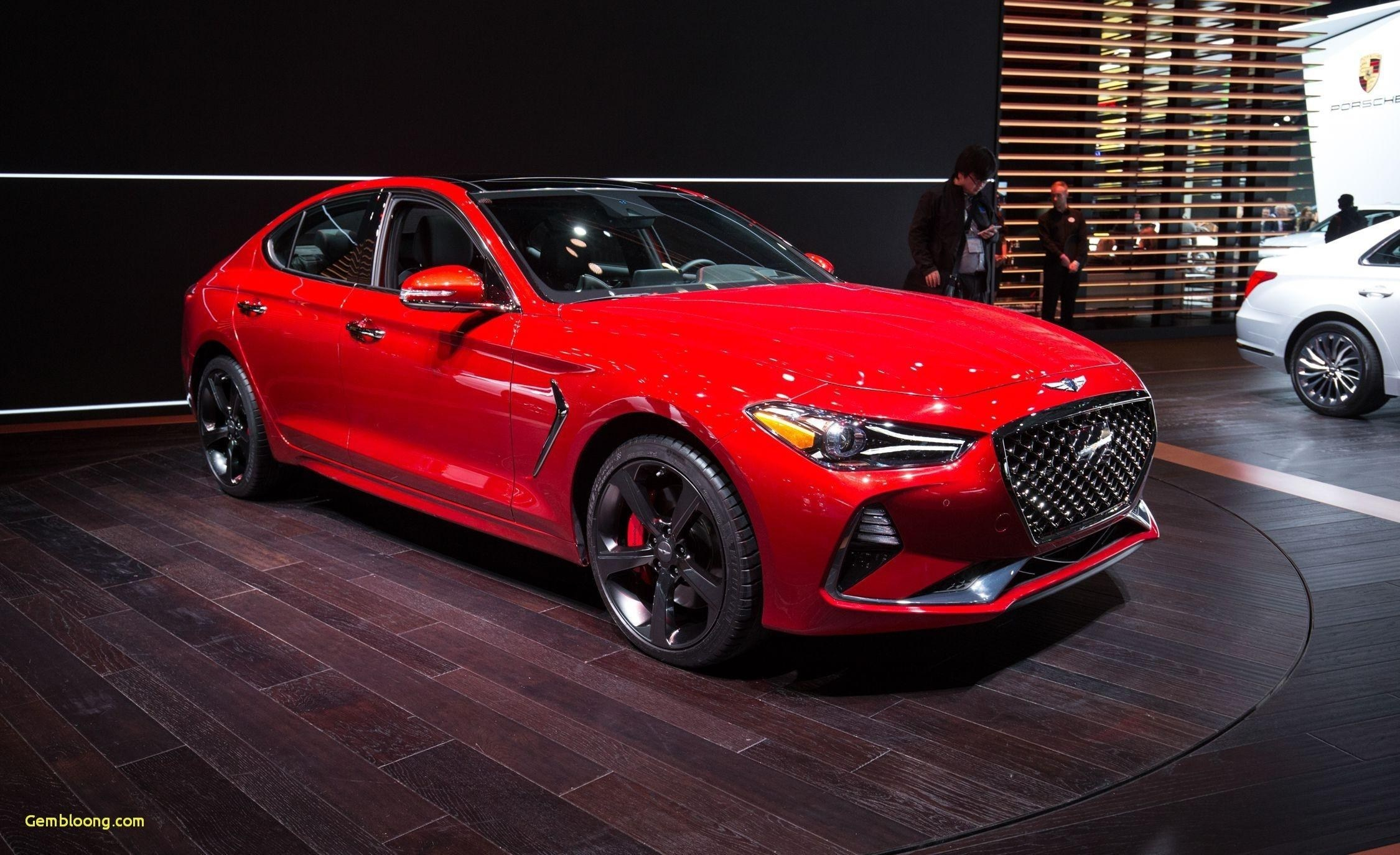 59 All New 2019 Hyundai Genesis Coupe New Concept