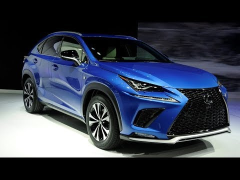 59 All New 2019 Lexus Nx Redesign and Concept