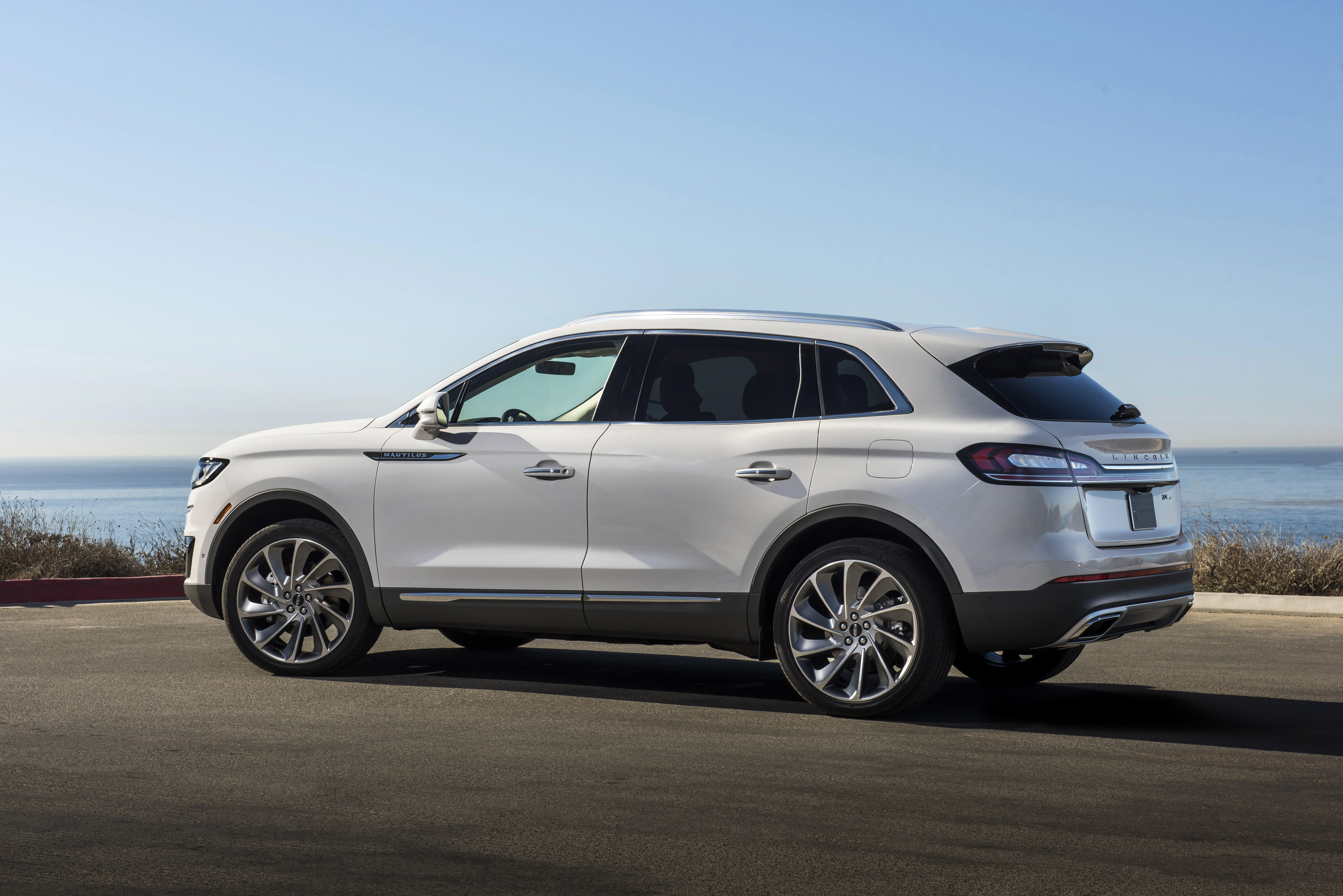 59 All New 2019 Lincoln Mkx At Beijing Motor Show Redesign and Review