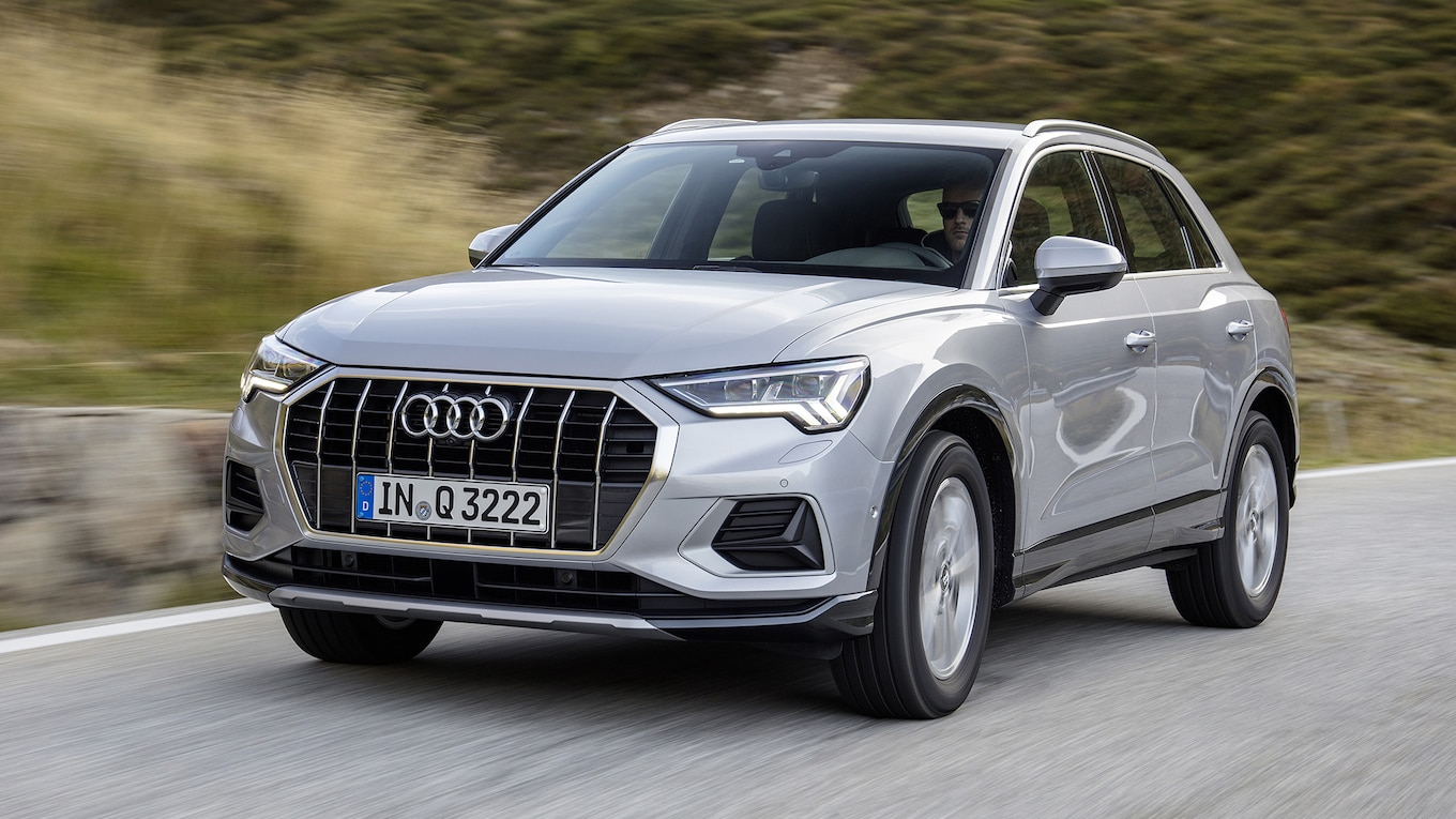 59 All New 2020 Audi Q3 Interior