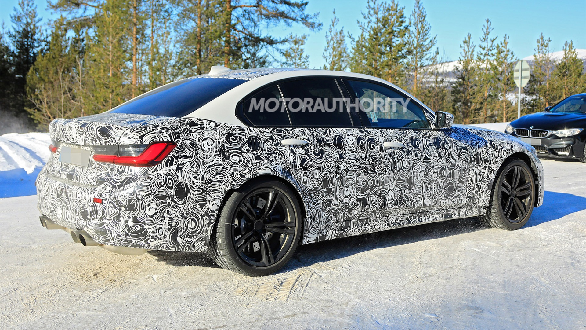 59 All New 2020 BMW M3 History
